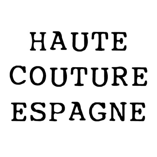 Haute Couture Espagne